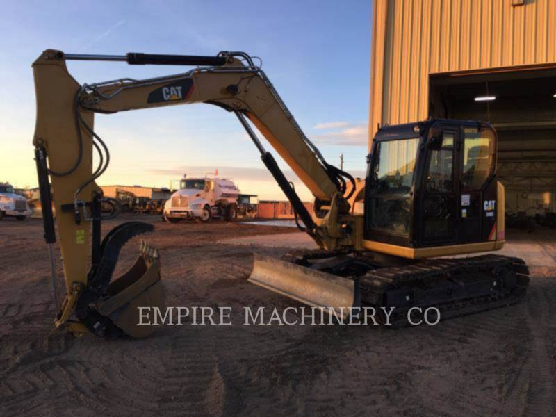 CATERPILLAR KETTEN-HYDRAULIKBAGGER 308E2 SB equipment  photo 4
