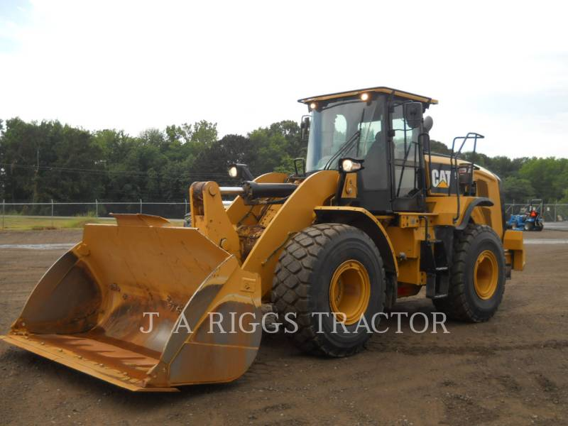 CATERPILLAR WHEEL LOADERS/INTEGRATED TOOLCARRIERS 950M 2 equipment  photo 1