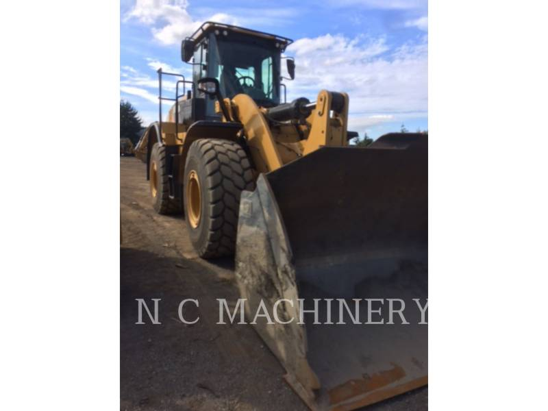 CATERPILLAR WHEEL LOADERS/INTEGRATED TOOLCARRIERS 962M equipment  photo 10