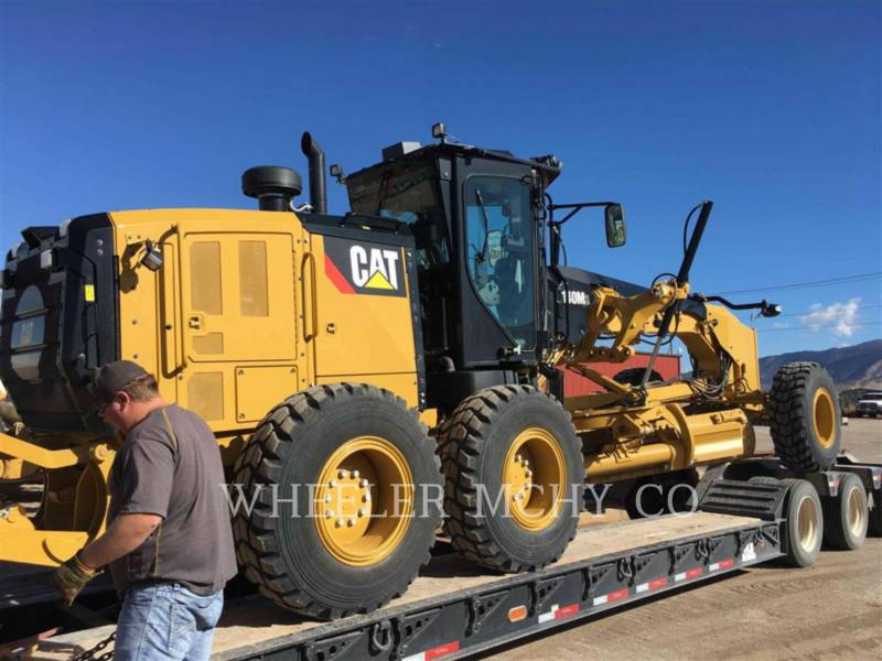 CATERPILLAR MOTONIVELADORAS 140M3 ARO equipment  photo 4