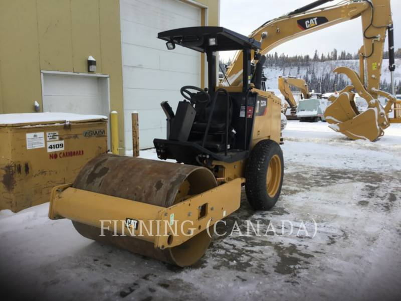 CATERPILLAR COMPACTORS CS34 equipment  photo 2