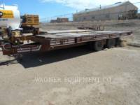 Equipment photo MISCELLANEOUS MFGRS DT40 TRAILERS 1