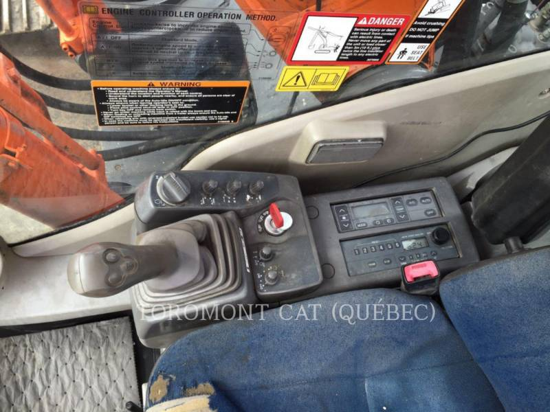 HITACHI EXCAVADORAS DE CADENAS ZX200LC3 equipment  photo 12