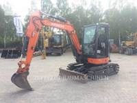 Equipment photo HITACHI ZX38U TRACK EXCAVATORS 1