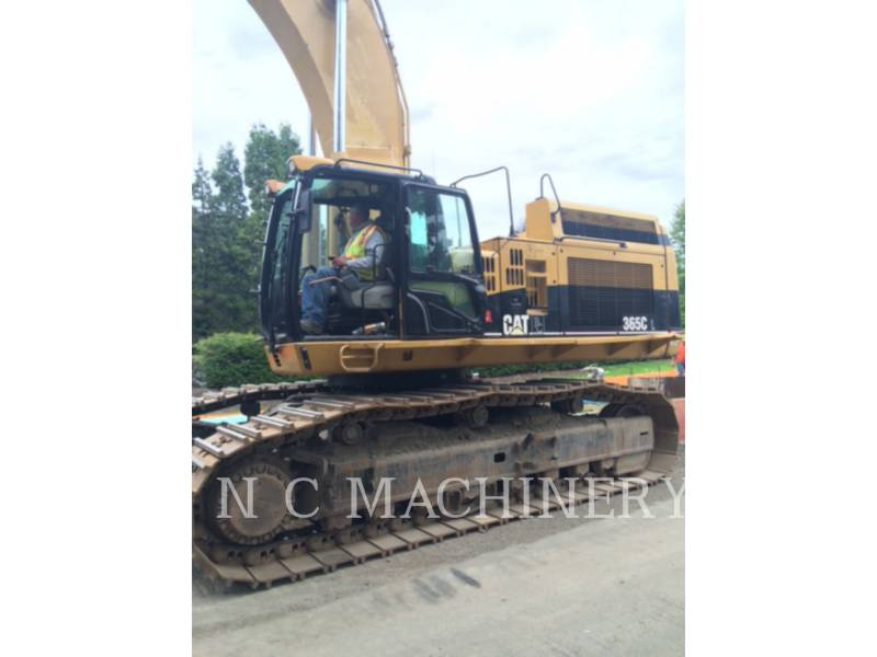CATERPILLAR EXCAVADORAS DE CADENAS 365C L equipment  photo 2