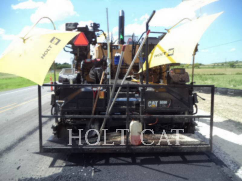 CATERPILLAR ASPHALT PAVERS AP1000F equipment  photo 3