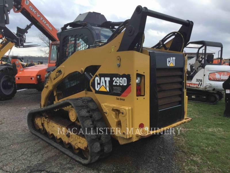 CATERPILLAR CARGADORES MULTITERRENO 299DXHP equipment  photo 3