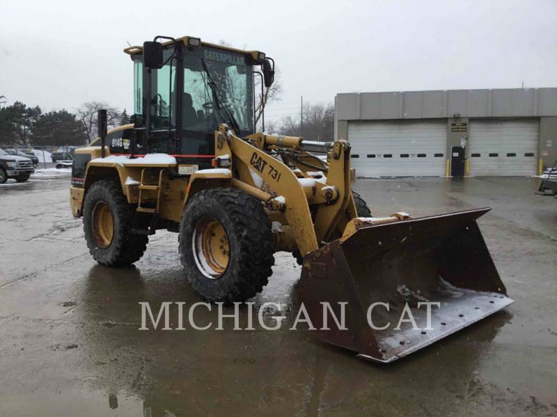 CATERPILLAR WHEEL LOADERS/INTEGRATED TOOLCARRIERS 914G equipment  photo 2