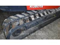KUBOTA CORPORATION TRACK EXCAVATORS KX080-4 equipment  photo 9