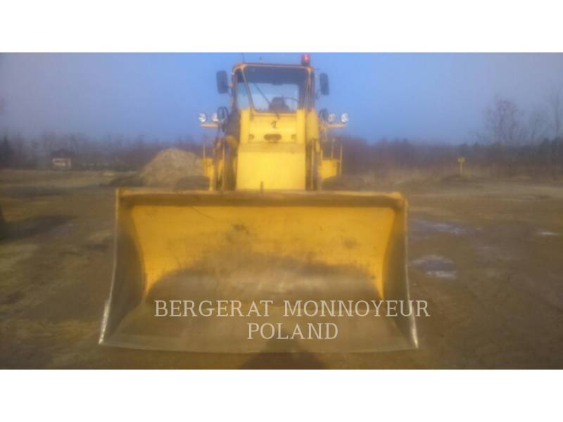 HSW (HUTA STALOWA WOLA) AG TRACTORS Ł34 equipment  photo 1