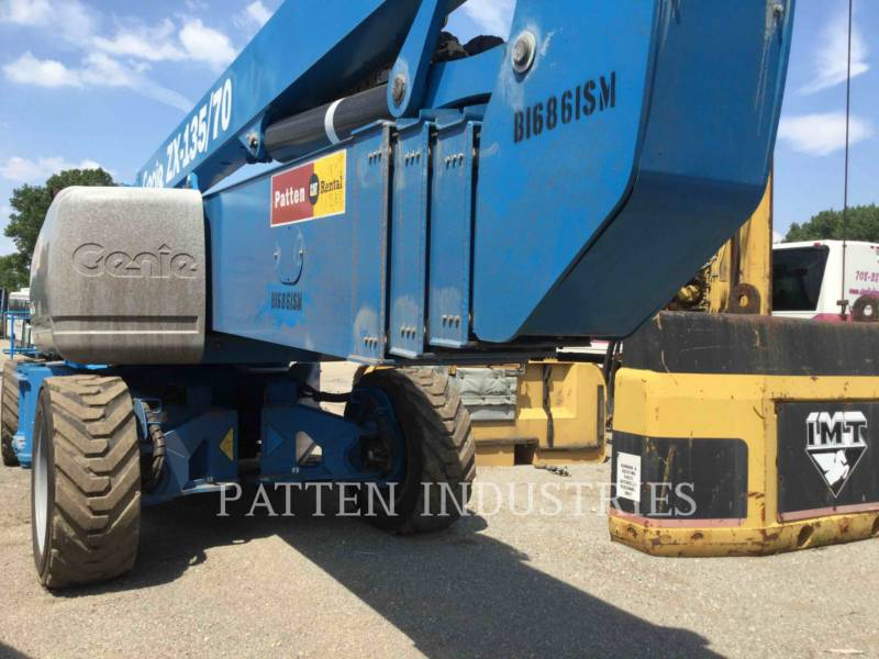 GENIE INDUSTRIES LIFT - BOOM ZX135 equipment  photo 3