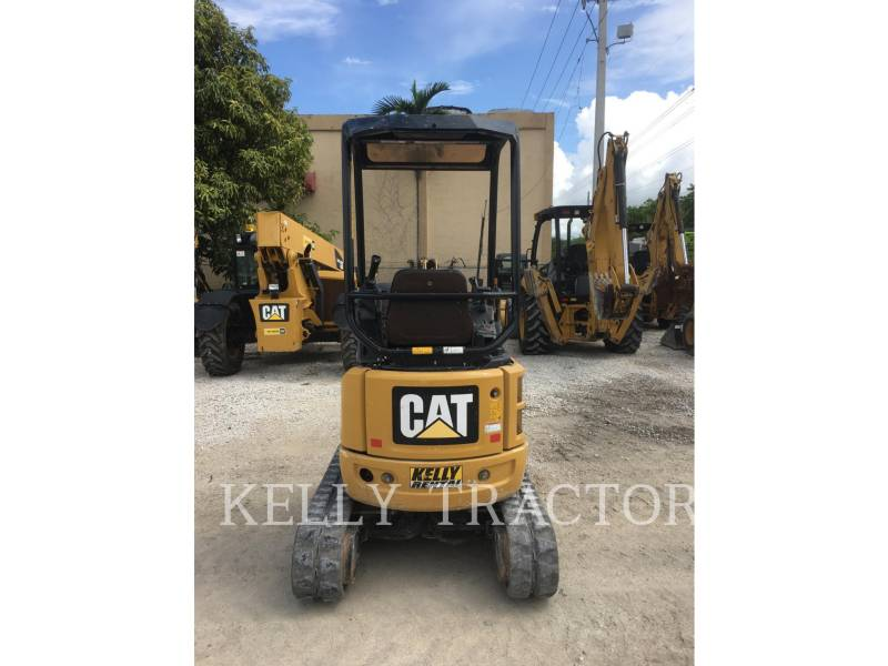 Caterpillar EXCAVATOARE PE ŞENILE 301.7DCR equipment  photo 4