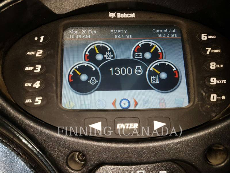 BOBCAT CHARGEURS COMPACTS RIGIDES S750 equipment  photo 8