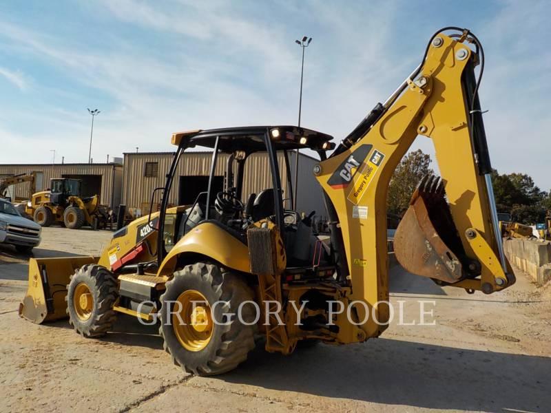 CATERPILLAR バックホーローダ 420FST equipment  photo 7