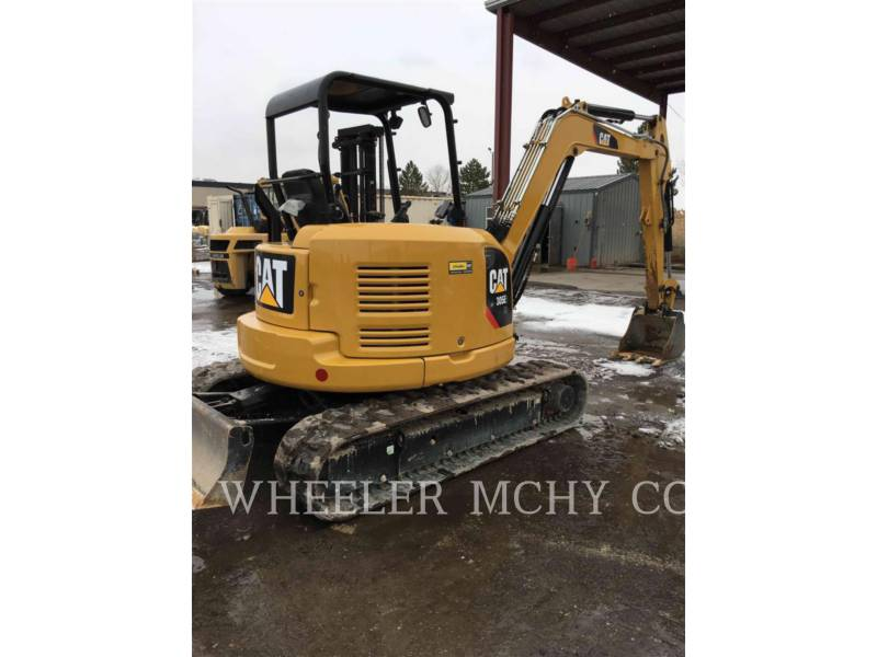 CATERPILLAR TRACK EXCAVATORS 305E2 C1 equipment  photo 1