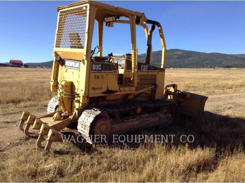 CATERPILLAR TRACK TYPE TRACTORS D3C III XL equipment  photo 3