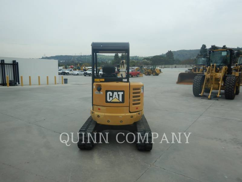 CATERPILLAR KETTEN-HYDRAULIKBAGGER 302.7DCR equipment  photo 7