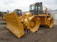 Equipment photo CATERPILLAR 826G WHEEL DOZERS 1