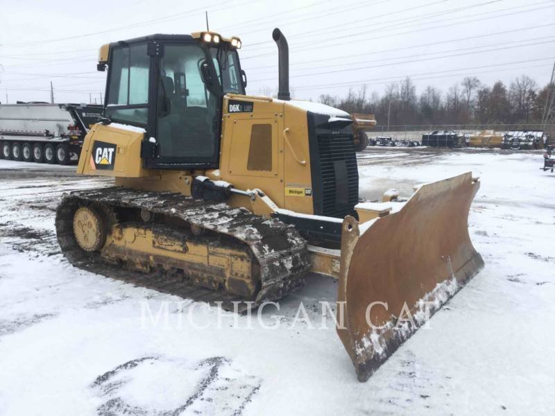CATERPILLAR CIĄGNIKI GĄSIENICOWE D6K2L CAG equipment  photo 2