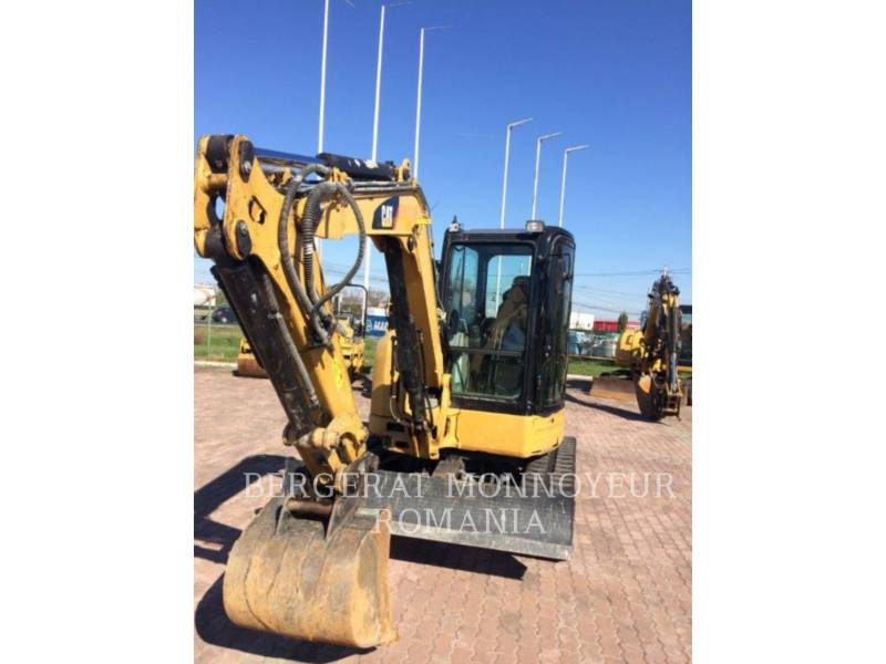 CATERPILLAR PELLES SUR CHAINES 305 E CR equipment  photo 2
