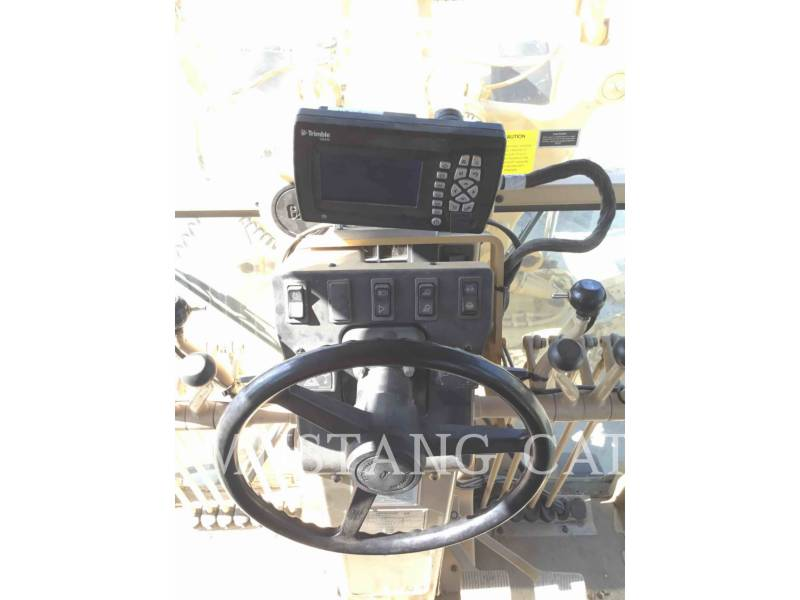 CATERPILLAR MOTORGRADER 140HNA equipment  photo 8