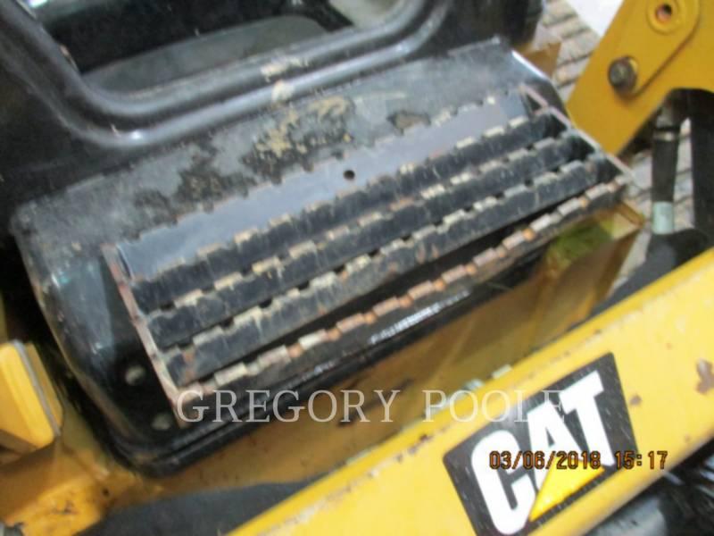CATERPILLAR CARGADORES MULTITERRENO 257D equipment  photo 13