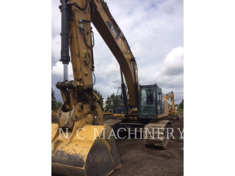 CATERPILLAR TRACK EXCAVATORS 349E L equipment  photo 2