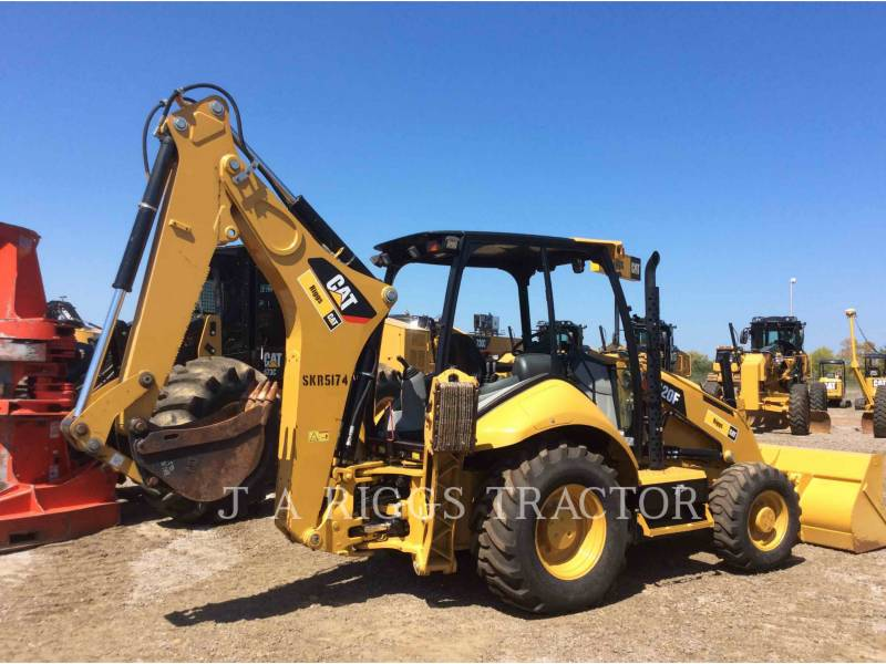 CATERPILLAR BACKHOE LOADERS 420F 4 equipment  photo 6