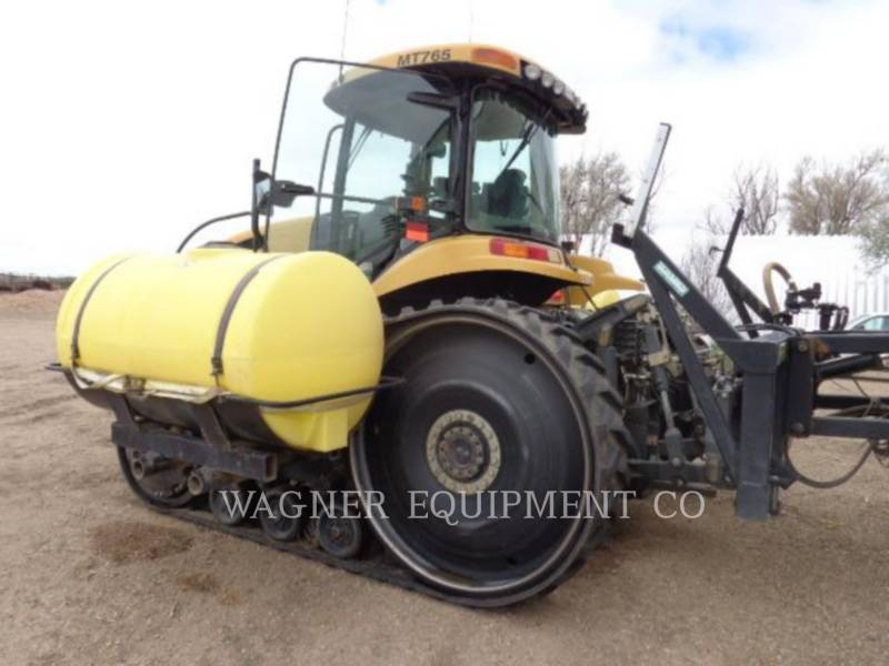 AGCO TRACTEURS AGRICOLES MT765 equipment  photo 4