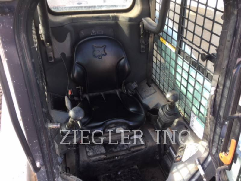 BOBCAT CHARGEURS COMPACTS RIGIDES S750 equipment  photo 7