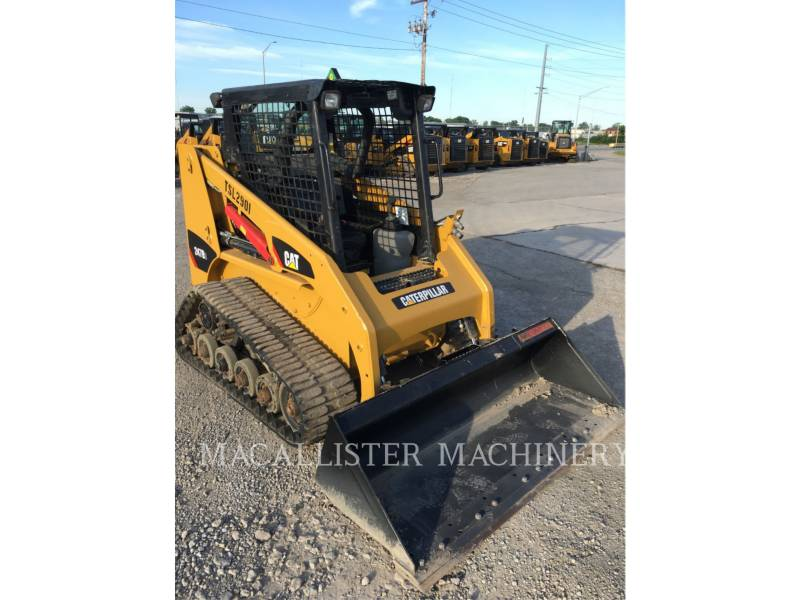 CATERPILLAR PALE CINGOLATE MULTI TERRAIN 247B3 equipment  photo 2