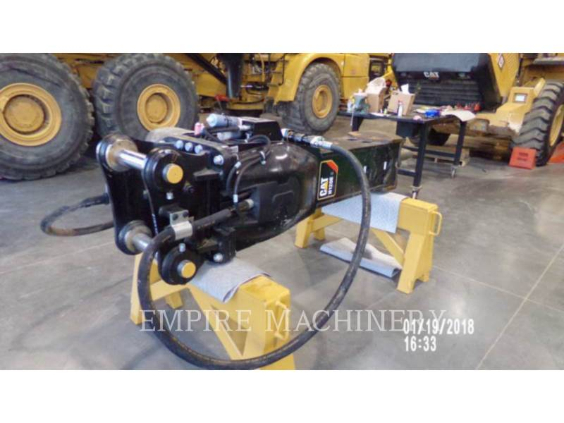 CATERPILLAR AG - HAMMER H120ES equipment  photo 2