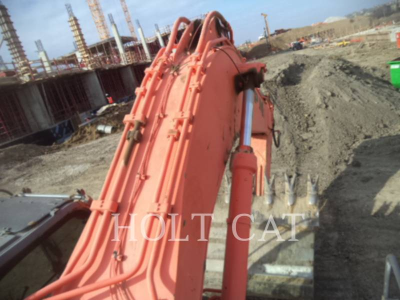 HITACHI ESCAVATORI CINGOLATI ZX650-3 equipment  photo 9