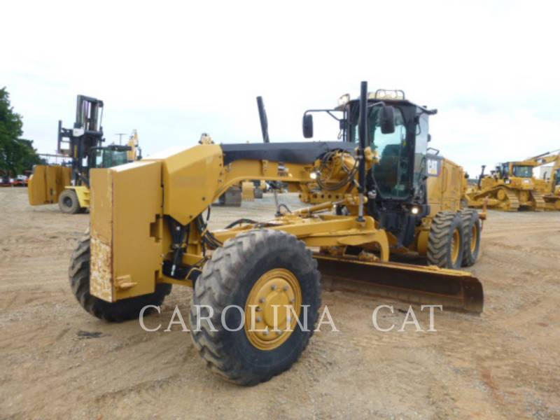 CATERPILLAR MOTOR GRADERS 12M2AWD equipment  photo 5