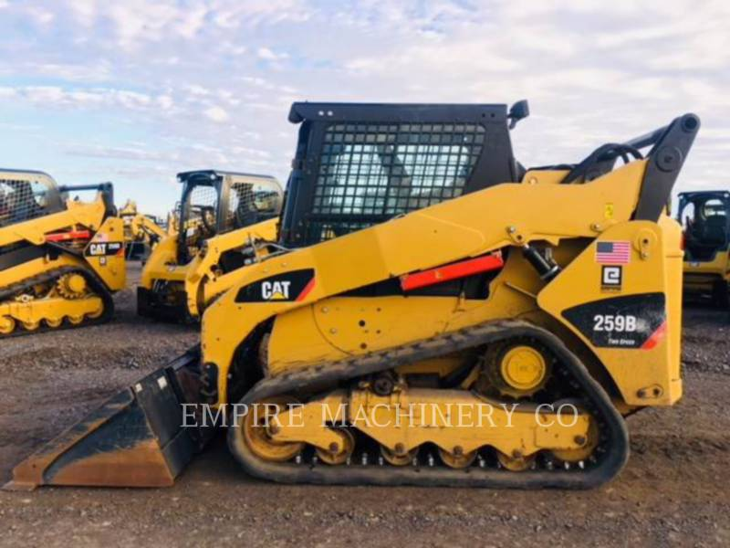 CATERPILLAR SKID STEER LOADERS 259B3 CA equipment  photo 2