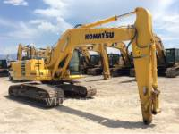 Equipment photo KOMATSU PC210-LC10 TRACK EXCAVATORS 1