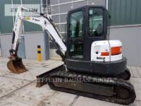 BOBCAT トラック油圧ショベル E50 equipment  photo 2