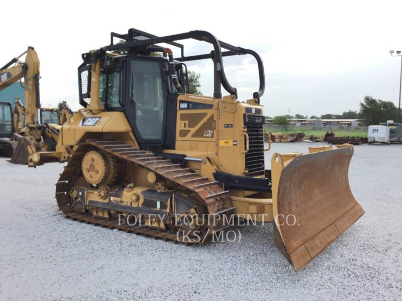 CATERPILLAR TRACK TYPE TRACTORS D6NXLDSVPA equipment  photo 2
