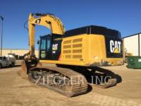CATERPILLAR TRACK EXCAVATORS 349EVG equipment  photo 4