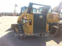 CATERPILLAR SKID STEER LOADERS 289D CABHF equipment  photo 3