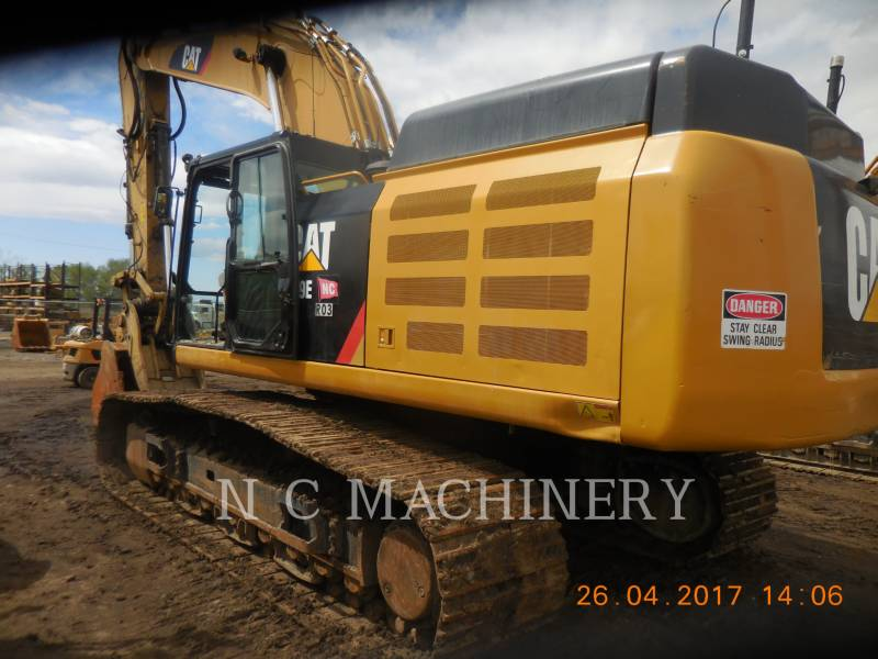 CATERPILLAR ESCAVADEIRAS 349E L equipment  photo 2