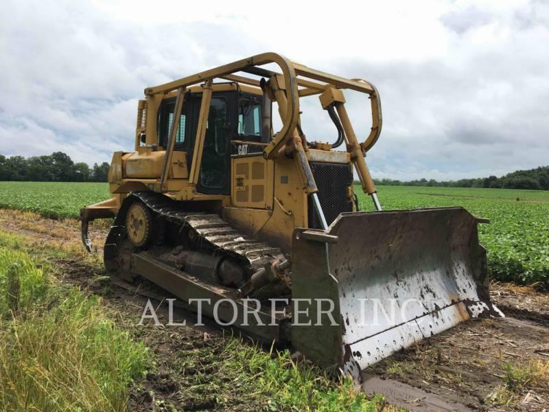 CATERPILLAR TRACTOREN OP RUPSBANDEN D6RIIXL equipment  photo 2