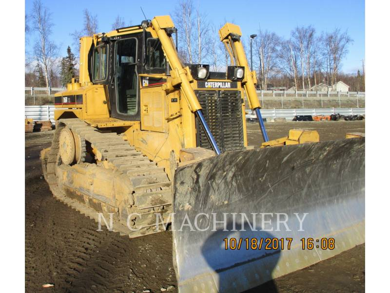 CATERPILLAR TRACTEURS SUR CHAINES D6R XLVPAT equipment  photo 2