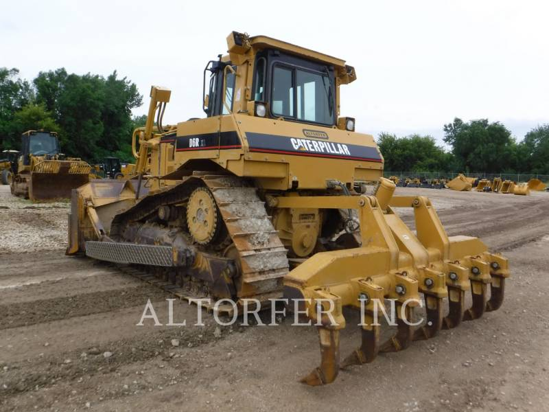 CATERPILLAR TRACK TYPE TRACTORS D6R XL R equipment  photo 6