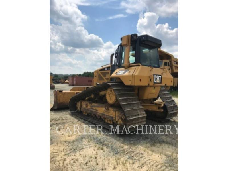 CATERPILLAR CIĄGNIKI GĄSIENICOWE D 6 N LGP equipment  photo 2