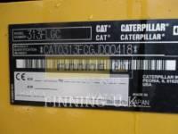 CATERPILLAR トラック油圧ショベル 313FLGC equipment  photo 2