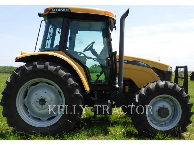 CHALLENGER TRACTEURS AGRICOLES MT465B equipment  photo 1