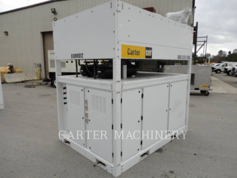 OHIO CAT MANUFACTURING REGULACJA TEMPERATURY AC 30TON equipment  photo 3