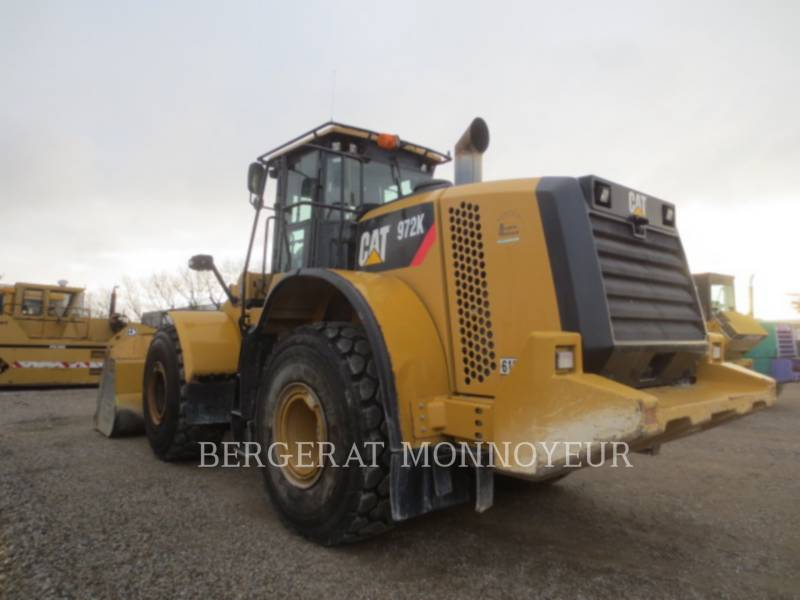 CATERPILLAR CARGADORES DE RUEDAS 972K equipment  photo 3