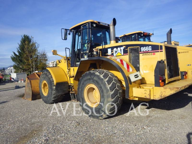 CATERPILLAR WHEEL LOADERS/INTEGRATED TOOLCARRIERS 966GII CCS equipment  photo 12